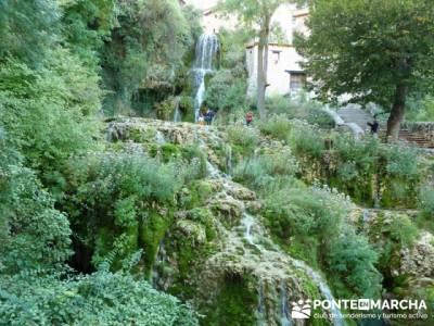 Cañones y nacimento del Ebro - Monte Hijedo;rutas patones;yelmo pedriza